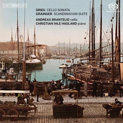【停看聽音響唱片】【SACD】葛利格、葛人傑:大提琴作品