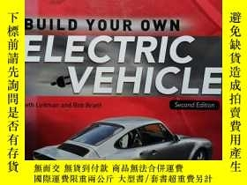 二手書博民逛書店Build罕見Your Own Electric Vehicle