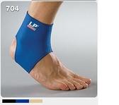 【宏海護具專家】護具 護踝 LP 704 標準型踝部護套 (1個裝) 【運動防護 運動護具】