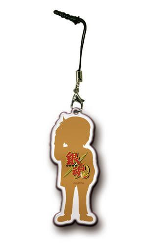 銀魂-壓克力造型吊飾(4)