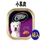 Cesar 西莎餐盒 小羊肉口味 100g X 48入