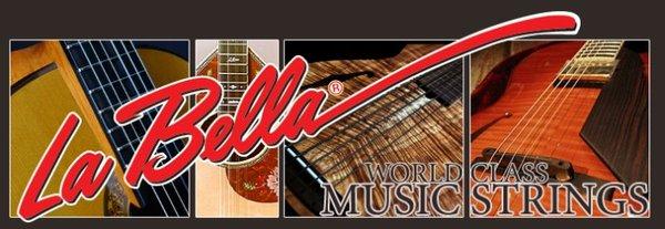 【34吋古典吉他專用弦】【La Bella FG112 】 【纏弦增強】 【1/2吉他專用】