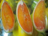 1月 血橙★花蓮老農自然農法 8斤 紅肉柳丁