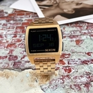 NIXON THE BASE復古經典潮流電子腕錶A107-897公司貨/名人佩戴/街頭