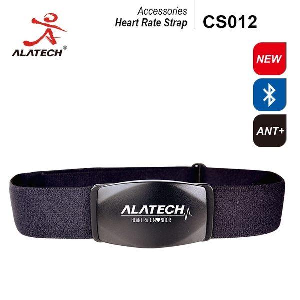雙頻前扣式心率帶ALATECH CS012(藍牙及ANT+雙頻)(心跳胸帶/心率監測器/藍芽4.0/防水/穿戴裝置/心跳計)