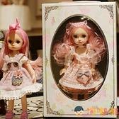 芭比洋娃娃仿真換裝娃娃公主兒童玩具禮盒套裝【淘嘟嘟】