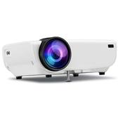 投影機 新款投影儀家用辦公高清無線手機wifi投影儀便攜式微型投影機3D投影儀WIFI上網 MKS小宅女