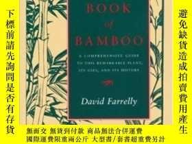 二手書博民逛書店The罕見Book Of BambooY256260 David Farrelly Sierra Club B