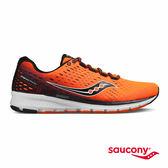 SAUCONY BREAKTHRU 3 專業訓練鞋款-橘X黑
