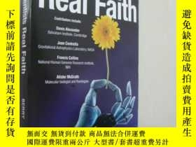 二手書博民逛書店Real罕見Scientists Real FaithY8571