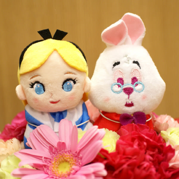迪士尼 2016 第六代沙包玩偶娃娃/不倒翁 愛麗絲夢遊仙境系列 該該貝比日本精品 ☆