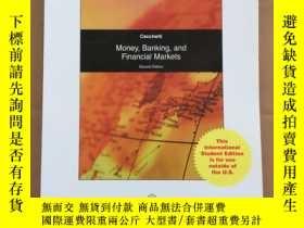 二手書博民逛書店Money罕見Banking and Financial Markets second edition 2th 第