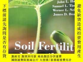 二手書博民逛書店soil罕見fertility and fertilizersY421163 印度 印度 ISBN:97893