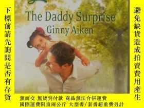 二手書博民逛書店爸爸的驚喜罕見the daddy surprise(英文原版小說