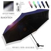 【RainSky】40吋自動黑膠傘-遮光/遮雨/抗UV傘_折疊傘 / 晴天雨天一把搞定-自動傘-晴雨傘+1