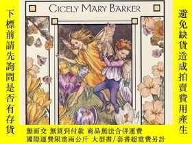 二手書博民逛書店Flower罕見Fairies Of The SpringY256260 Cicely Mary Barker