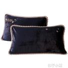 南極人枕套單人珊瑚絨法蘭絨枕頭罩冬季枕頭芯內膽套整頭套快速出貨