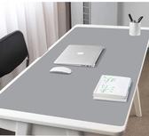 60*30雙面辦公桌墊滑鼠墊筆記本電腦墊桌墊鍵盤墊【步行者戶外生活館】