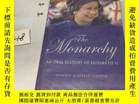 二手書博民逛書店英文原版:The罕見Monarchy An Oral Histo