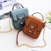 【全館】現折200夏季新款手機包時尚迷你鍊條小包包單肩斜挎包正韓潮休閒女包