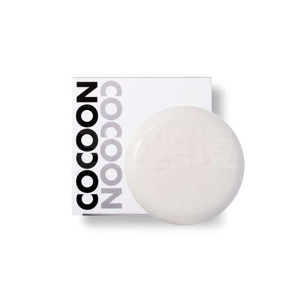 韓國 Skin1004 天然蠶絲蛋白深層毛孔潔面皂 100g 附起泡網◎花町愛漂亮◎