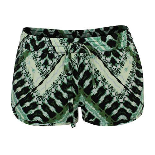 Hurley  - BEACHRIDER WOVEN SHORT 休閒短褲 - 女(綠)
