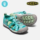 KEEN 童款 織帶涼鞋Seacamp ...