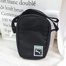 PUMA ORIGINALS FUTRO小側背包(N) 07801101 黑【iSport愛運動】