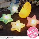 迷你星星笑臉LED小夜燈 裝飾燈 玩具...