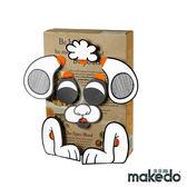 澳洲 Makedo 美度扣 裝飾創意 - 動物臉型 22pcs