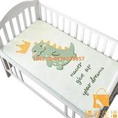 嬰兒涼席幼稚園兒童冰絲軟席子吸汗透氣寶寶嬰兒床涼席夏【慢客生活】