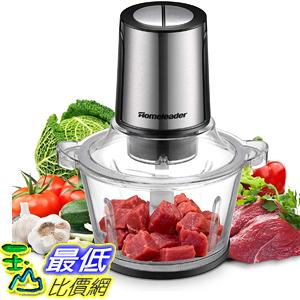 [9美國直購] Electric Food Chopper, 8-Cup Food Processor by Homeleader, 400W 食物處理器