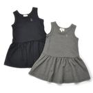 春夏女童裝少女裝 兒童柔棉背心裙 無袖連身裙 淑女裝連身裙洋裝
