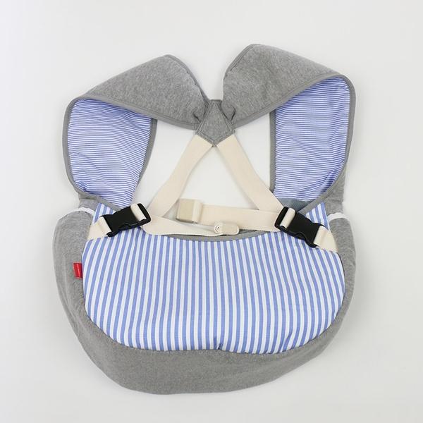 【PET PARADISE 寵物精品】 Pretty Boutique 條紋雙肩前背袋鼠包 (4-8kg) 寵物外出包