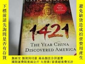 二手書博民逛書店1421The罕見Year China Discovered A