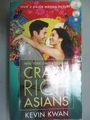 【書寶二手書T1/原文小說_NCH】Crazy Rich Asians (Movie Tie-In Edition)_KWAN, KEVIN