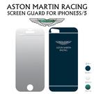 【愛瘋潮】英國原廠授權 Aston Martin Racing iPhone 5 /  5S 專用 前後保護貼組