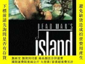 二手書博民逛書店Dead罕見Man s Island (bookworms)Y256260 John Escott Oxfor