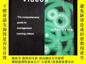 二手書博民逛書店The罕見Directory of Management VideosY16149
