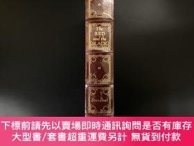 二手書博民逛書店The罕見Red and the Black : The 100 Greatest Books Ever Writ