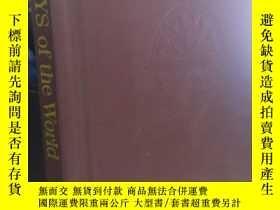 二手書博民逛書店great罕見journeys of the worldY184