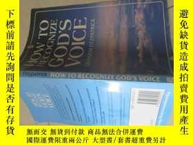 二手書博民逛書店HOW罕見TO RECOGNIZE GOD S VOICE 詳情