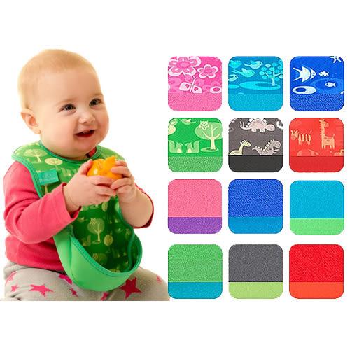 日本 Bibetta 寶寶用餐 攜帶式 圍兜 寶貝 新生兒 孩童 媽咪【小福部屋】
