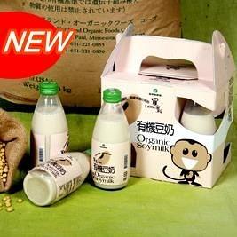 有機羅董豆奶245cc x6瓶