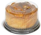 蛋糕盒-小(100個/組) 蛋糕 沙拉 外帶盒 塑膠盒 三明治 輕食 包裝盒 漢保袋 手工餅乾 西點