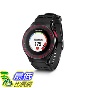 [美國直購] Garmin Forerunner 225 GPS Running Watch with Wrist-based Heart Rate