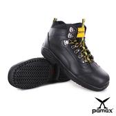 PAMAX 帕瑪斯-安全鞋專賣店-戶外登山休閒型氣墊工作鞋-纖維抗菌鋼頭鞋-P00301H男