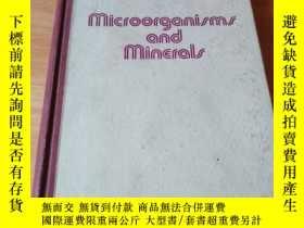 二手書博民逛書店微生物和無機化合物罕見microorganisms and mi