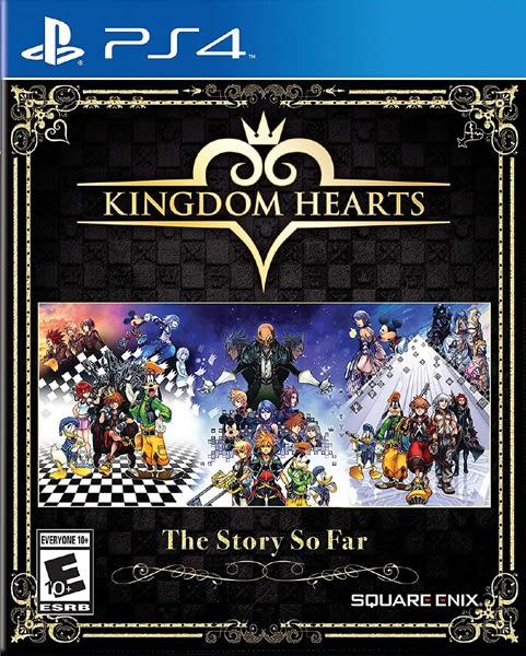 PS4 王國之心:迄今為止的故事(美版代購)
