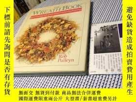 二手書博民逛書店英文原版罕見the Wreath book 花環書 【存於溪木素
